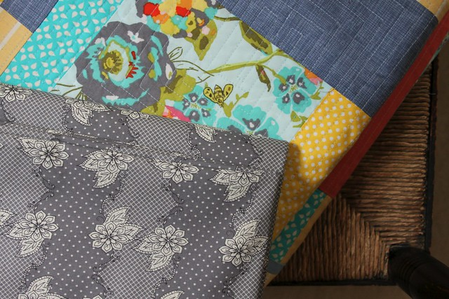 Quilt back fabric is here!