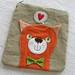 Mr. Cat pouch :o) by krakracraft