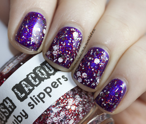 Lush Lacquer Ruby Slippers (9)