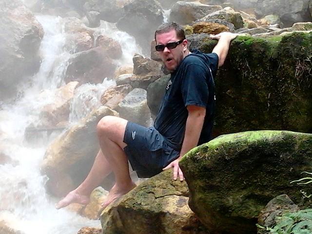 Bayan Wild Hot Springs Hot! Hot! Hot!