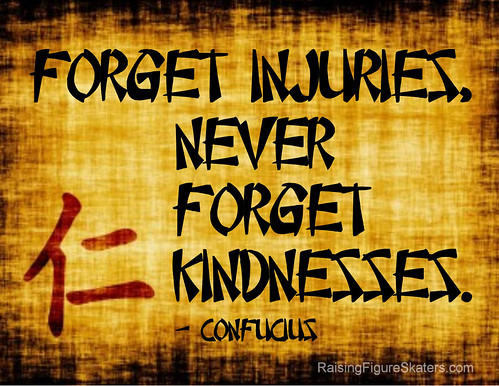 """Never Forget Kindnesses"" Word-Art Freebie"