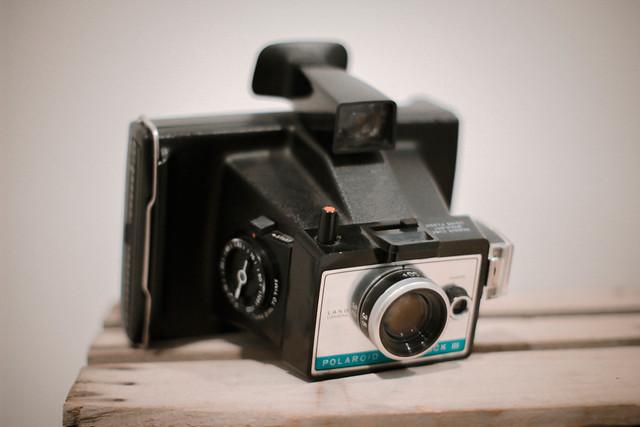 Websitesarelovely Polaroid Colorpack III And Fujifilm FP 100C