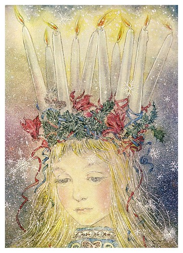 012-Corona de luces-Serie ángeles -Sulamith Wülfing -Via www.dana-mad.ru