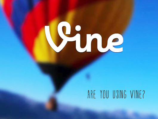 Blog Tip: Got Vine?