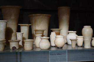 Alabastar Jars