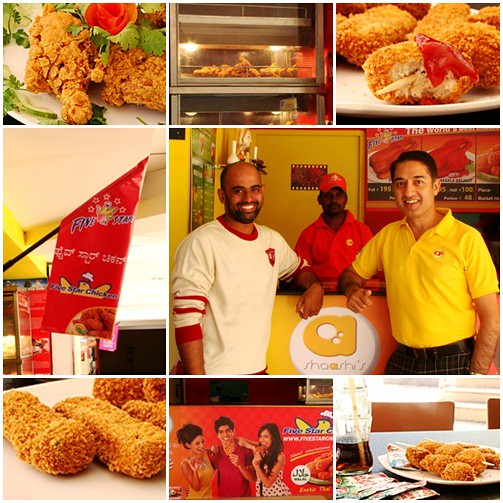 Five Star Chicken Kiosks - Bangalore