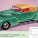 1939 Hudson Country Club Convertible Coupe by aldenjewell