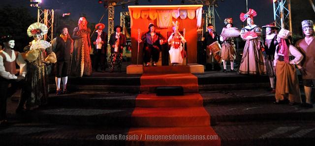 Carnaval Zona Colonial Santo Domingo