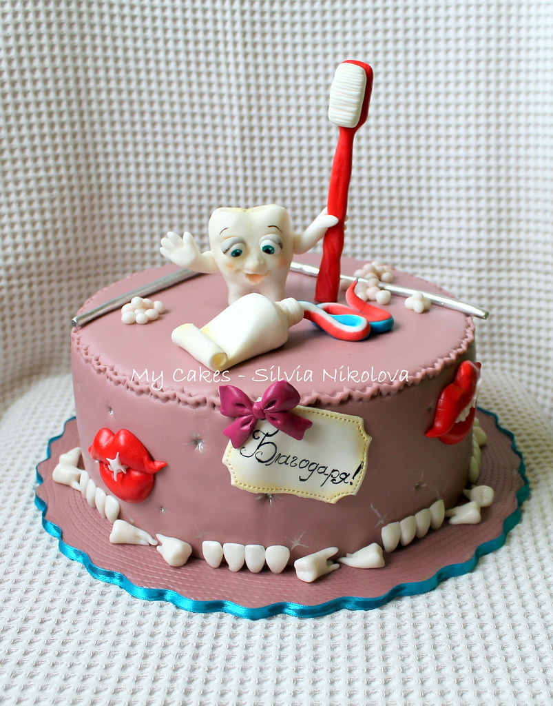 Cakes Dentist Cake Ideas and Designs
