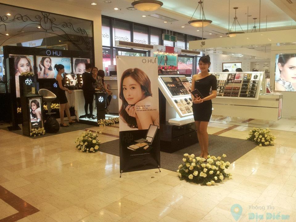 Showroom mỹ phẩm O hui