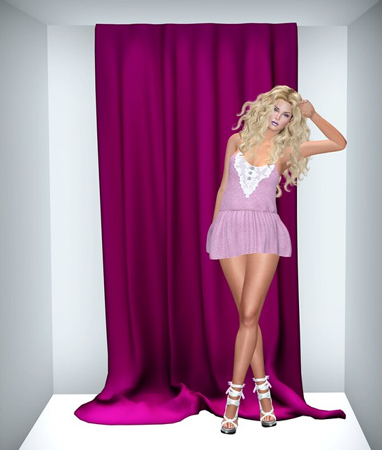 Snatch Catalina Mini Dress