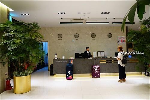 首爾住宿金浦Hotel L'ART002