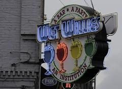 Wet Willie's Bar