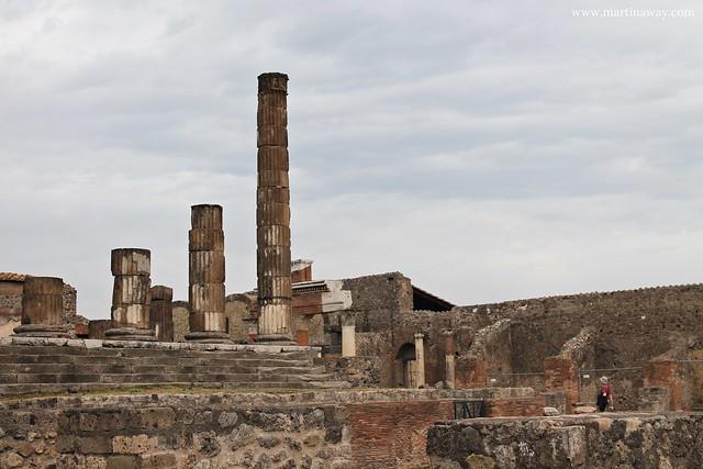 Pompei, Foro