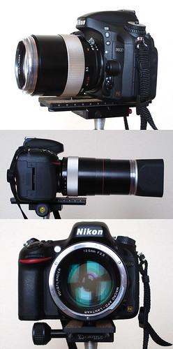 Nikon D600 + Voigtlander Macro APO-Lanthar 125/2.5 SL