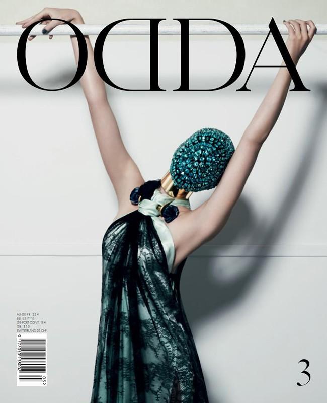 Mart.Inside Margiela – ODDA Mag, #3