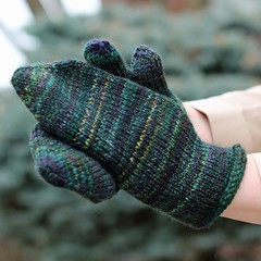 Mittens for Barb
