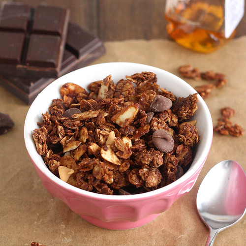 Chocolate-Lover's Granola