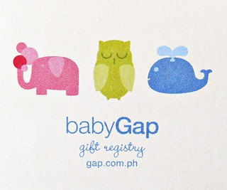 babyGap baby registry