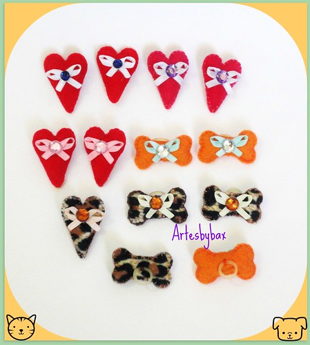 Enfeites para Pet Shop by artesbybax - Carmen