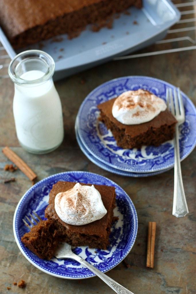 Lafayette Gingerbread