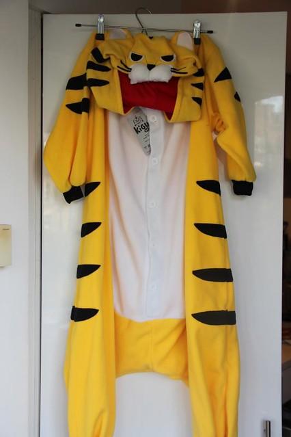 Kigu tiger suit