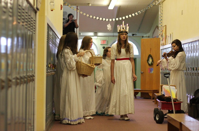 Santa Lucia(St. Lucy) at PWS
