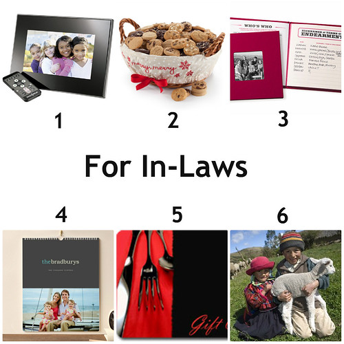 Mrs. Fields Secrets Gift Guide for In-Laws