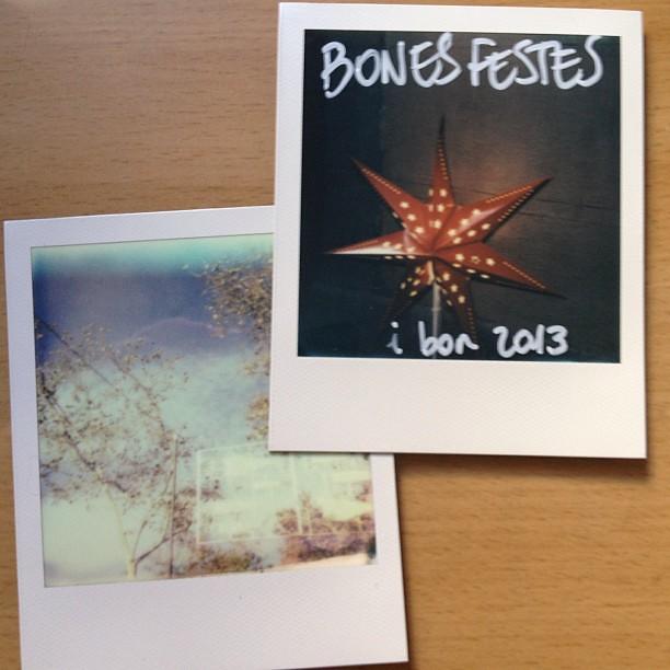 Postals de Nadal per la familia
