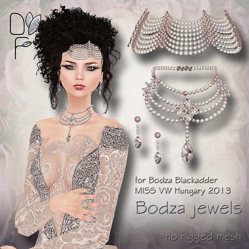 BODZA jewels