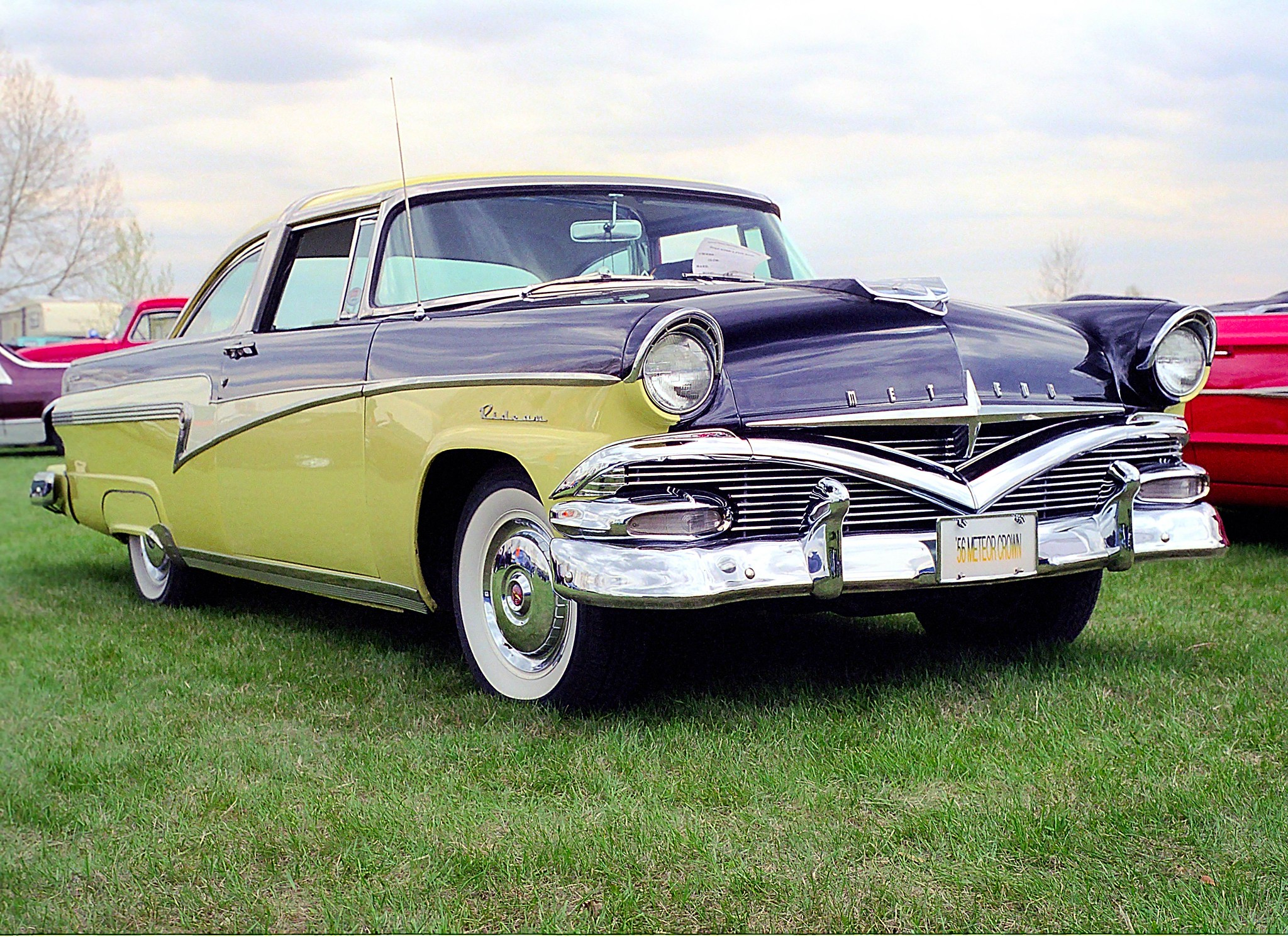 Orphan of the Day, 12-19, 1956 Meteor Rideau Crown Victoria