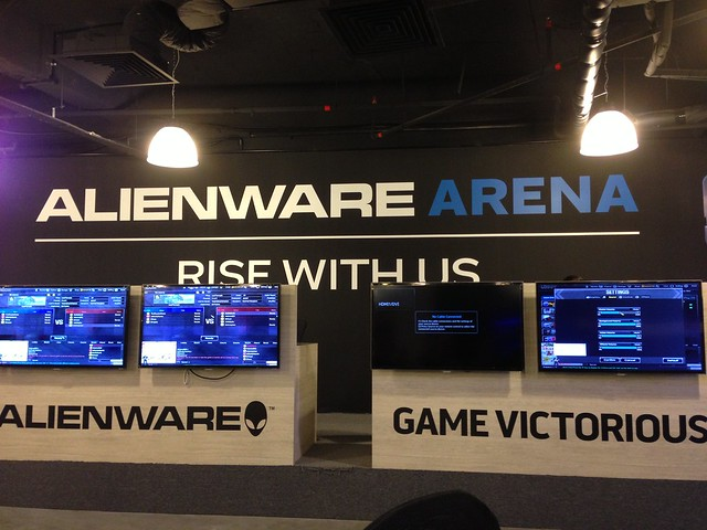 Alienware Arena @ Lucky Chinatown