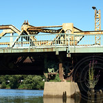 Eighth Street Bridge over the Passaic River, New Jersey