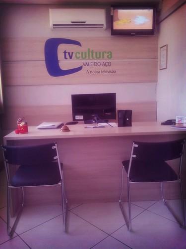 TV Cultura Vale do Aço by Rogsil