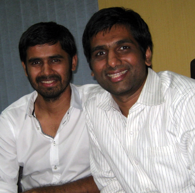 Nilesh & Bhushan Palresha, Directors, VTP Group, Pune