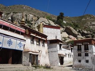 Mosteiro Sera Tibete