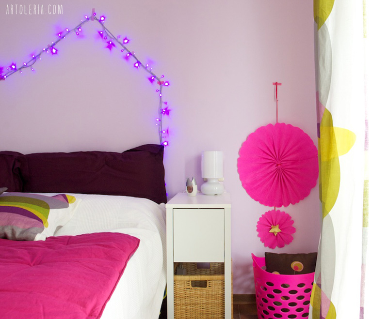 La mia stanza durante queste feste 2012