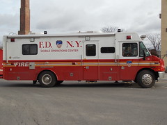 FDNY Mobile Operations Center