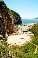 Entre as Praia do Peró e das Conchas