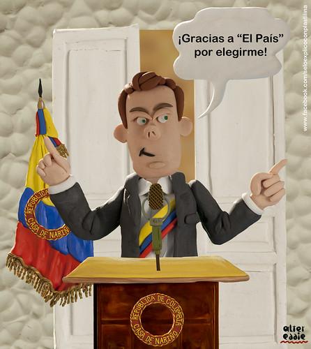 El País lo eligió by alter eddie