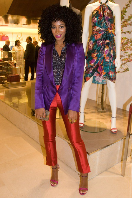 Ferragamo Fifth Avenue Flagship Re-Opening Party