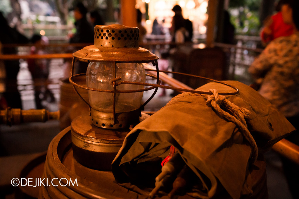 Jungle Cruise queue 3