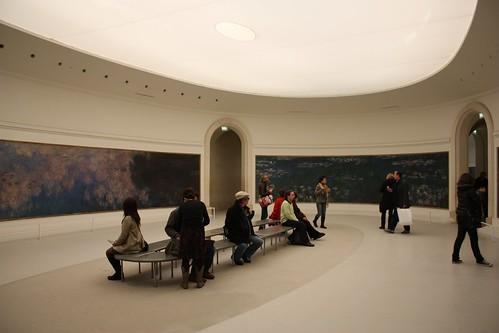 Musée de l'Orangerie - Paris