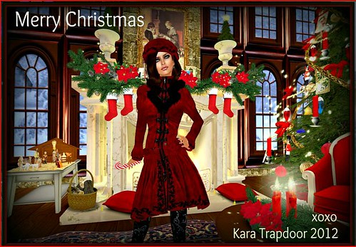 Merry Christmas by Kara Trapdoor