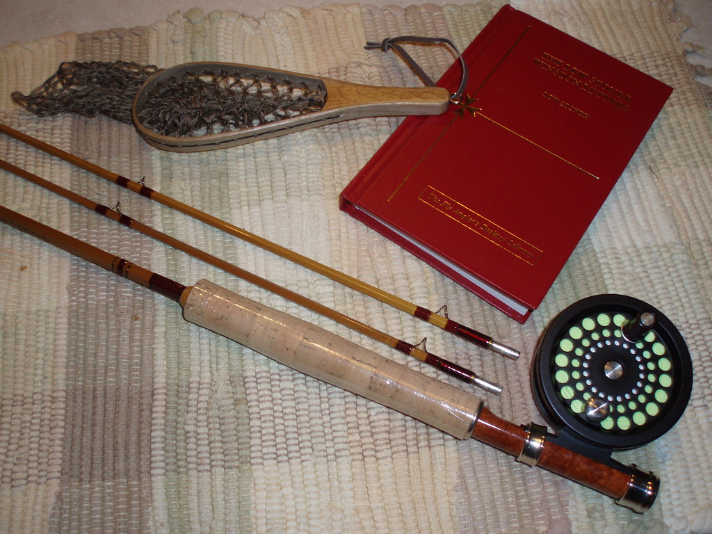 NEW COPY The Lew Stoner Ted Trueblood Letters WINSTON BAMBOO FLY ROD HISTORY