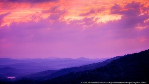 mountains sunrise ga georgia dawn unitedstates warmth layers blueridgemountains hdr blueridge hdrefexpro