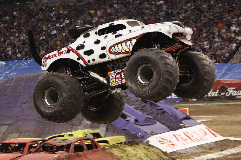 Monster Jam @ Tacoma Dome