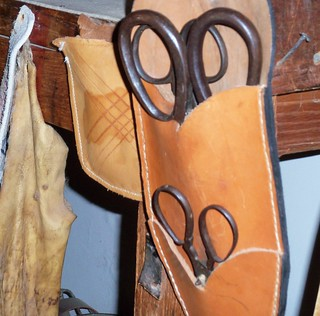 Tools of the leather trade