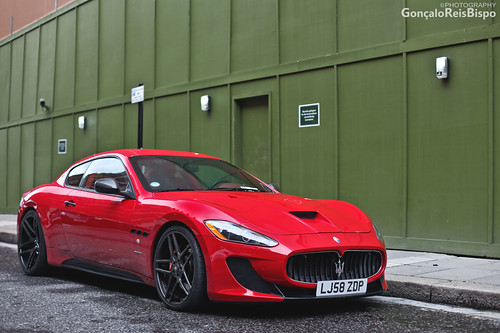 Not your ordinary Maserati by G.R.Bispo