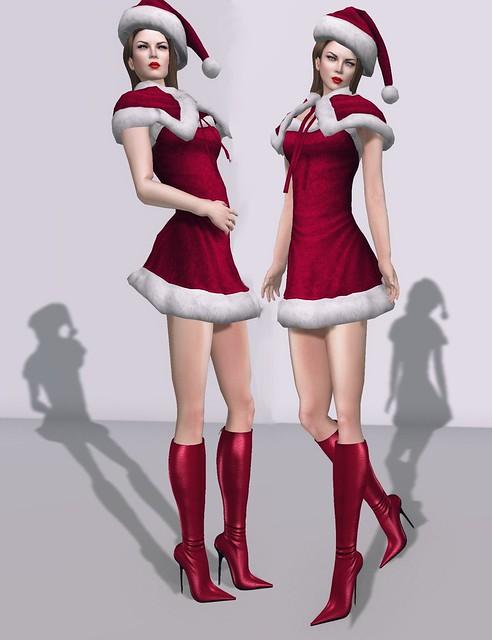 GIA Style Card//Feliz Navidad